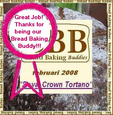 Bread Baking Buddies badge