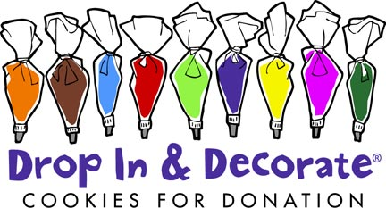 Drop In & Decorate (cookies for donation)