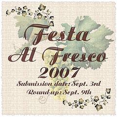 Festa Al Fresco logo