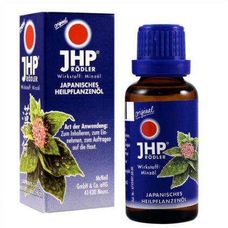 Japanisches Heilpflanzenöl