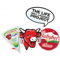 The Life Well Laughed Project, Laughing Cow Cheese
