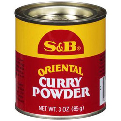 S & B Curry Powder