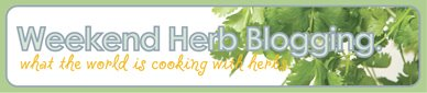 Weekend Herb Blogging logo