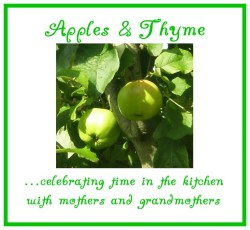 Apples &amp; Thyme logo