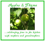 Apples & Thyme logo