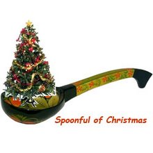 Spoonful of Christmas logo