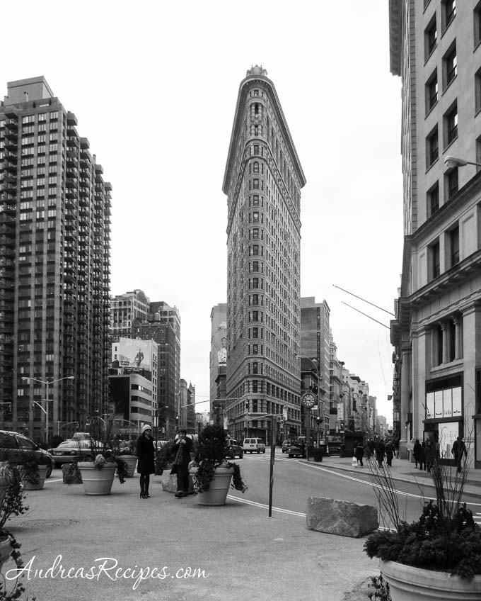 Andrea Meyers - Flatiron Building, New York City