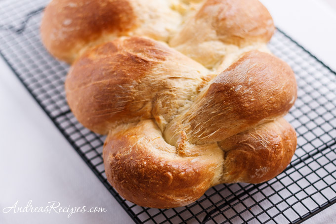 Andrea's Recipes - BBA Challenge: Challah