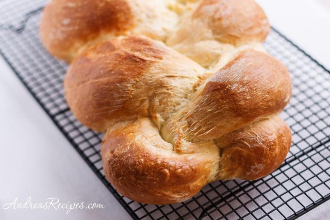 Andrea's Recipes - BBA Challenge: Challah