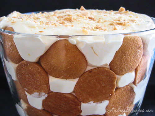 Andrea Meyers - Mom's Banana Pudding