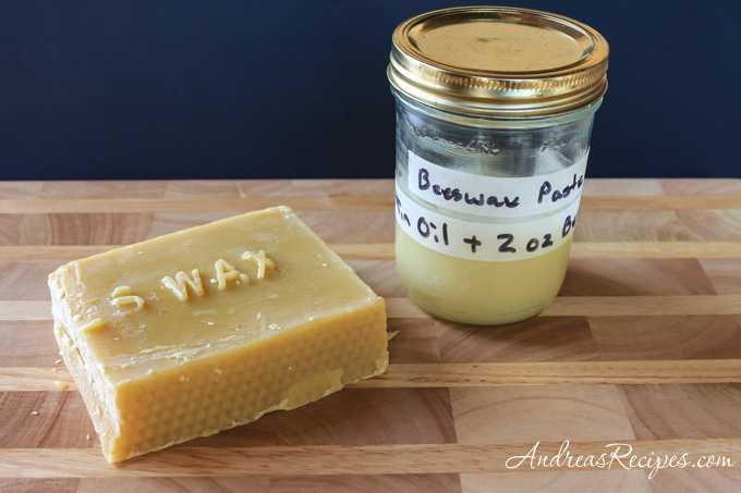 Beeswax Paste - Andrea Meyers