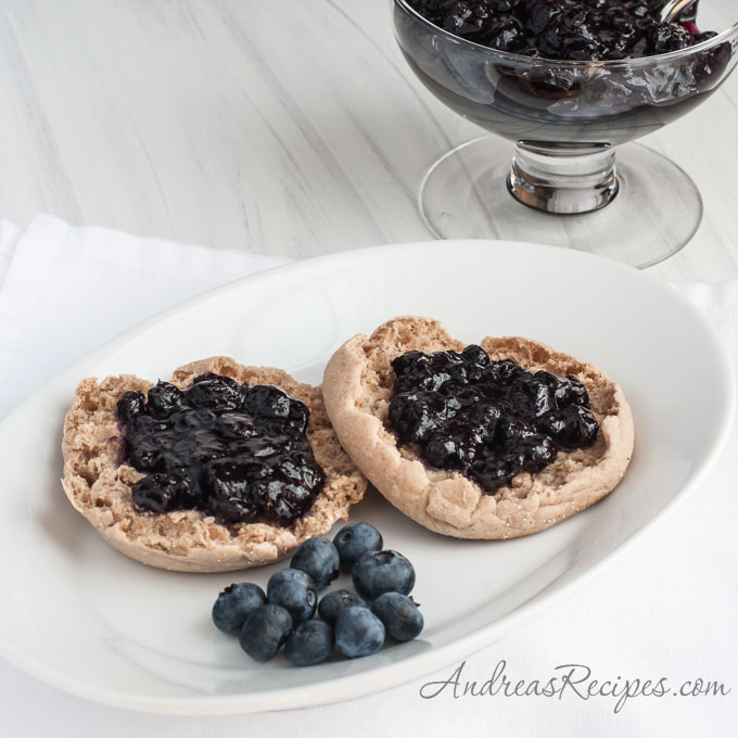 Andrea Meyers - Blueberry Butter