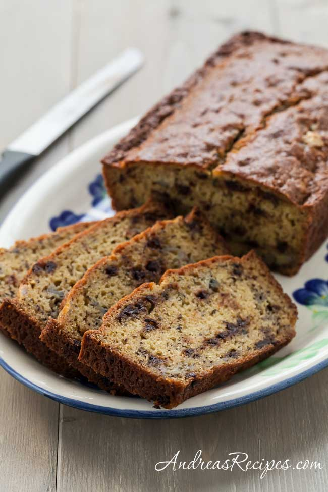 Banana Bread - Andrea Meyers