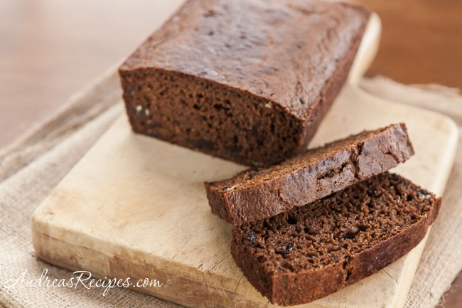 Baked Boston Brown Bread – Andrea Meyers