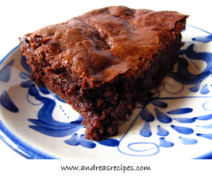 Michael's Favorite Brownies