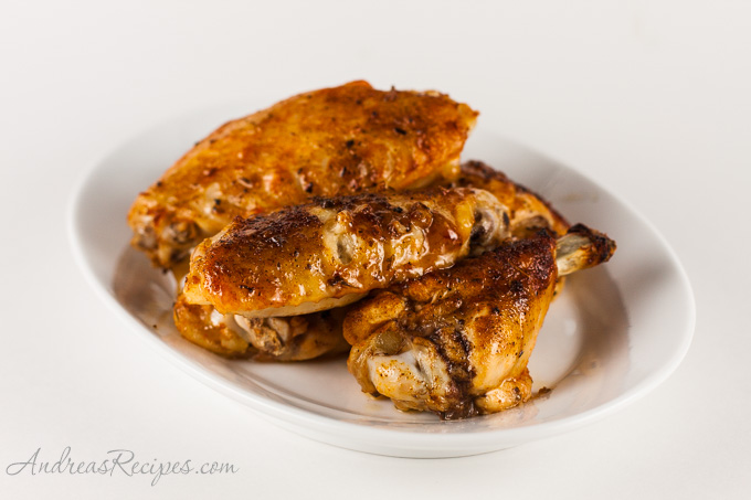 Cajun Wings - Andrea Meyers