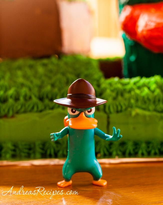 Andrea Meyers - Agent P