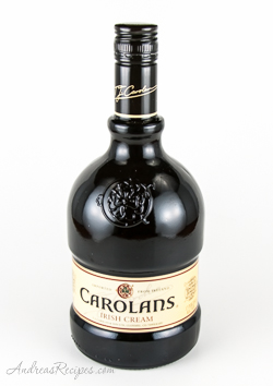 Carolans Irish Cream - Andrea Meyers