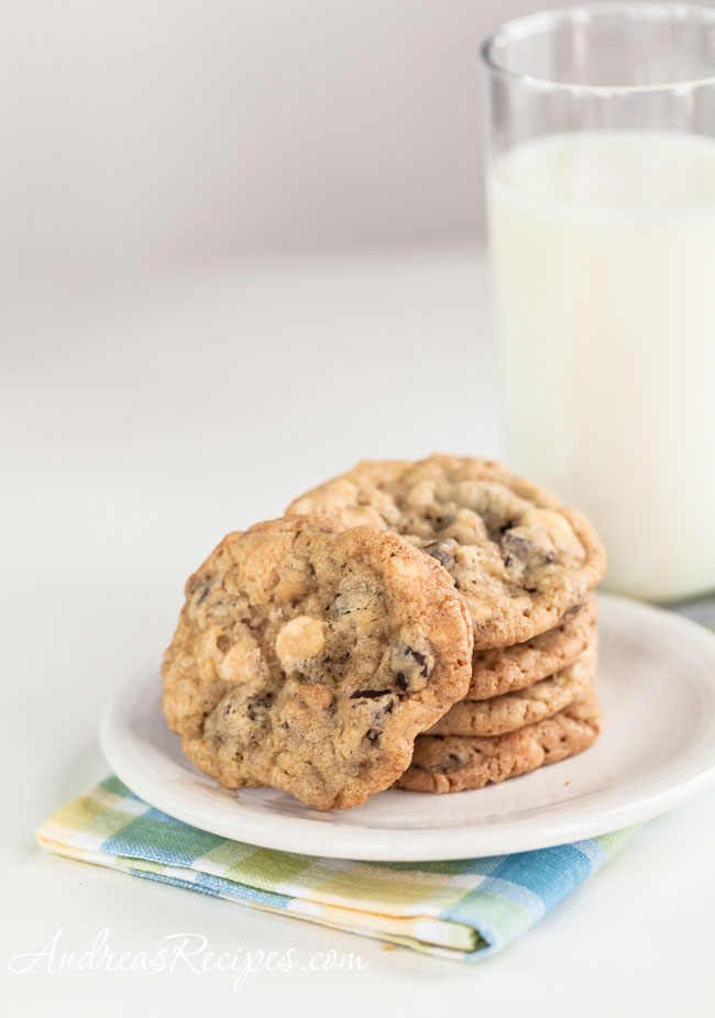 Andrea Meyers - Chocolate Chip Oatmeal Cookies (Cookies for Kids Cancer)
