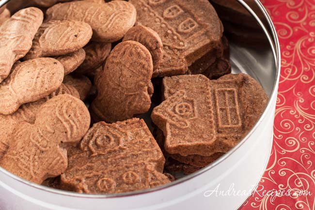 Speculaas Cookies Recipe — Dishmaps