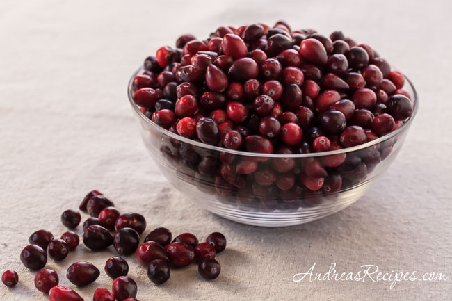 Cranberries - Andrea Meyers