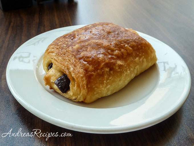 Andrea Meyers - Chocolate Croissant, Croissant D'Or, New Orleans