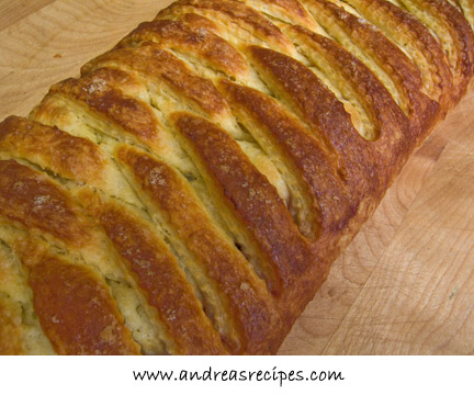DB Danish Braid, whole