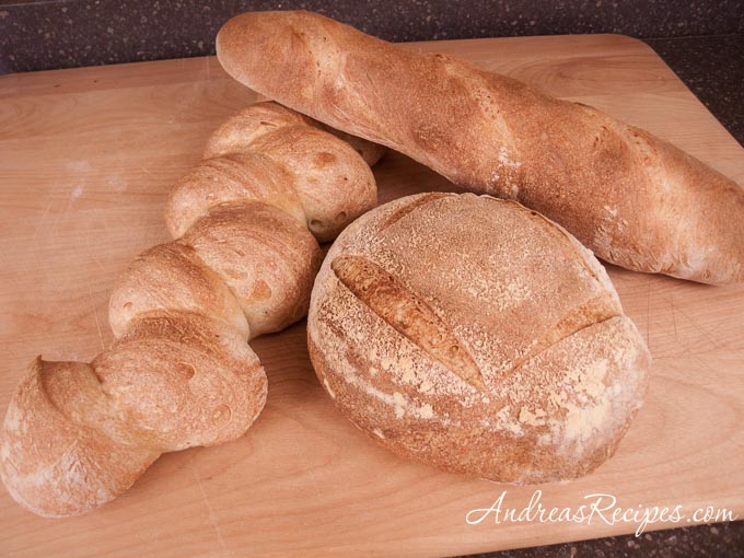 Andrea Meyers - Julia Child's French Bread