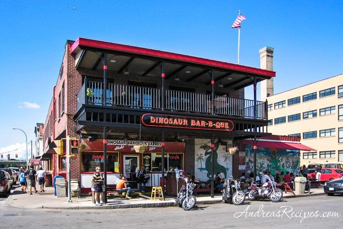 Dinosaur Bar-B-Que, Syracuse, NY - Andrea Meyers