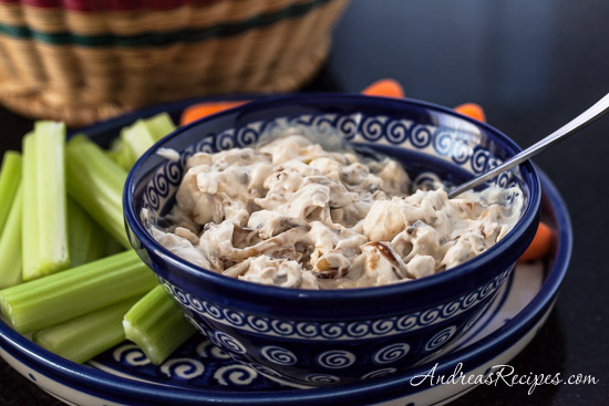 Caramelized Onion Dip and a Giveaway