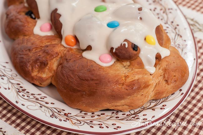 Andrea Meyers - Braided Easter Bread