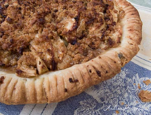 Andrea's Recipes - French Apple Pie