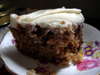 A Year From Oak Cottage - Applesauce Spice Cake
