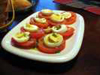 Al Forno Charleston - Simple Tomato Salad