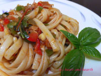 Heart and Hearth - Pasta Fasta