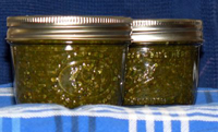 Austin AgroDolce - Fresh Pesto with Garden Grown Basil