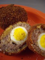Columbus Foodie, Mini Scotch Eggs