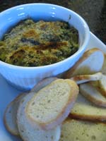 Finny Knits, Swiss Chard Gratin