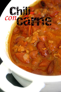 Dhanggit's Kitchen - Chili Con Carne