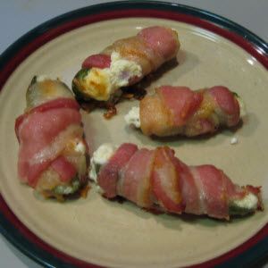 Digging Earth - Simple Jalapeno Popper Recipe