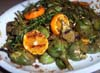 Wicked Good Dinner - Grilled Baby Artichokes with Rosemary and Clementines