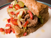 Andrea's Recipes - Italian Beef Sandwiches