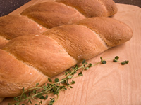 Andrea's Recipes - Italian Herb Twist Bread (pane alle erbi)