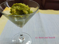 Heart and Hearth, Avocado Trifle