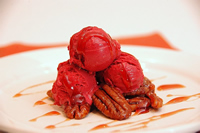 WhiteOnRice, Beet Ice Cream