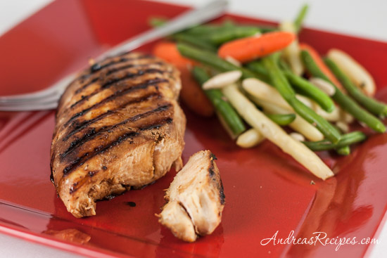 Andrea's Recipes - Peruvian Grilled Chicken