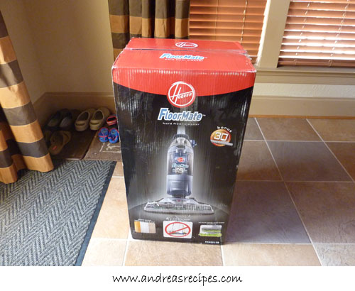 Andrea Meyers - Hoover FloorMate Hard Floor Cleaner