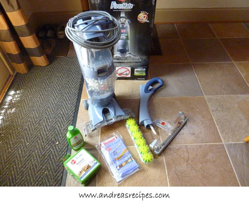 Andrea Meyers - Hoover FloorMate Hard Floor Cleaner parts