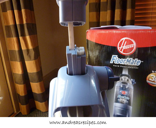 Andrea Meyers - Hoover FloorMate Hard Floor Cleaner, assembly