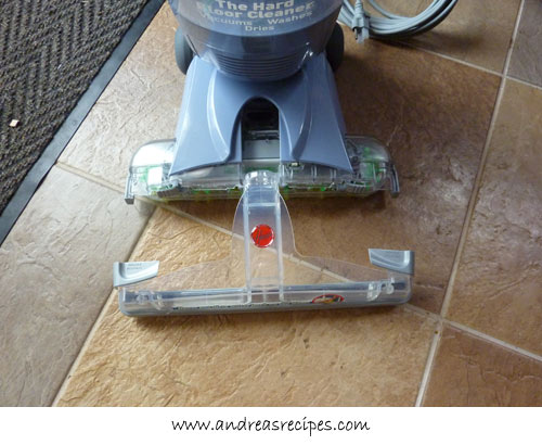 Andrea Meyers - Hoover FloorMate Hard Floor Cleaner assembly
